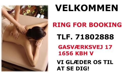 nuru massage danmark thai massage frederiksberg