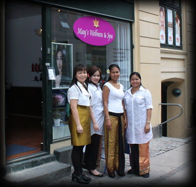 gå i stykker Thai massage ringsted